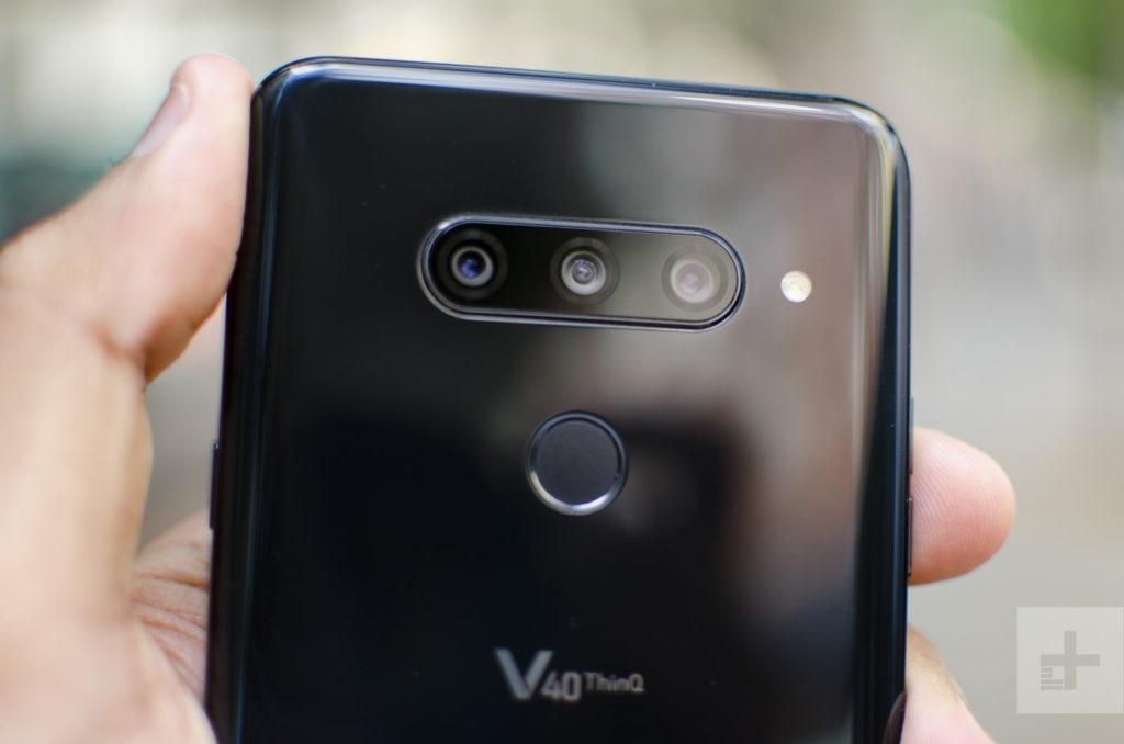 LG V40 ThinQ обзор