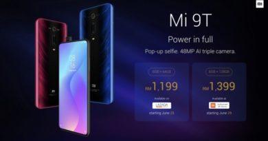Xiaomi Mi 9T цена